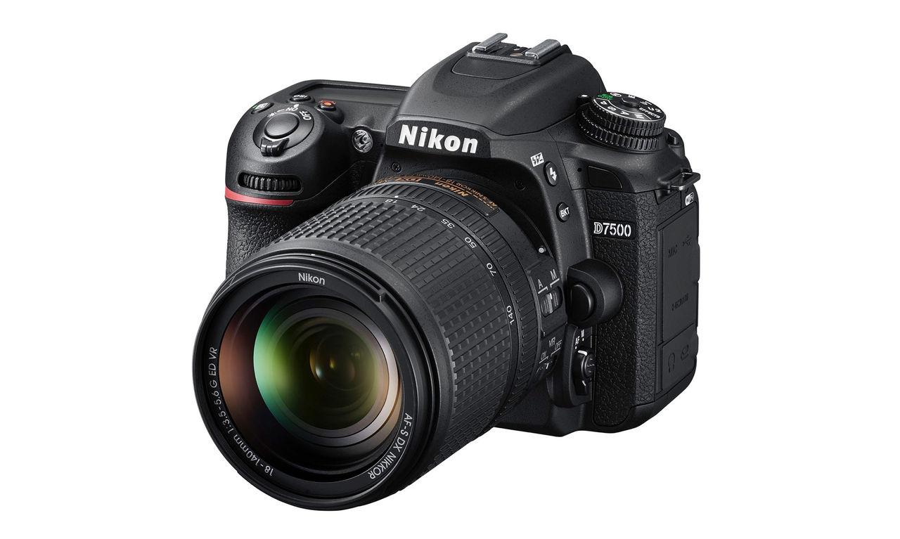 Nikon presenterar D7500
