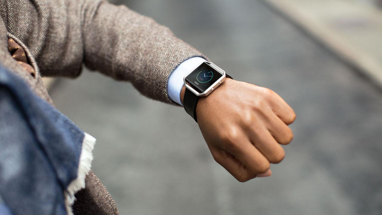 Fitbits smarta klocka försenas till hösten