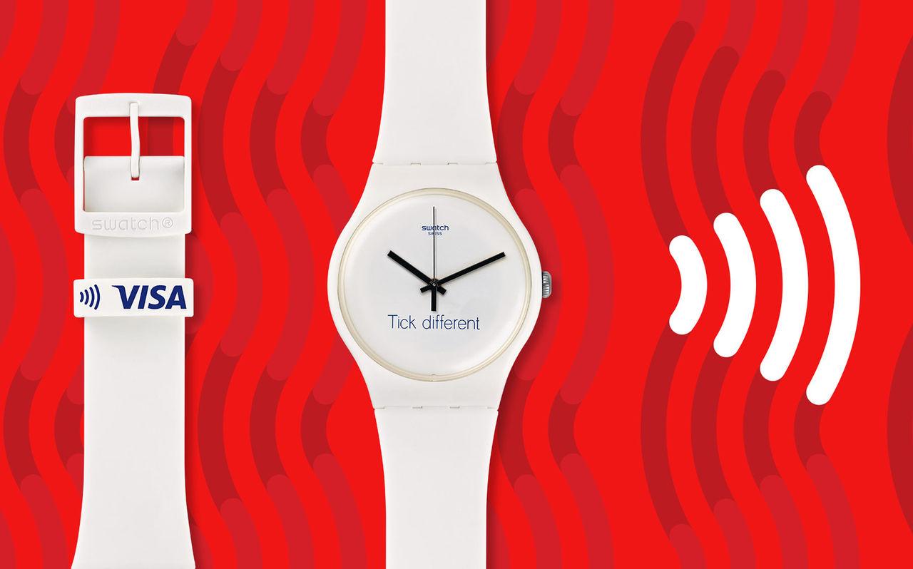 Apple stämmer Swatch för en slogan