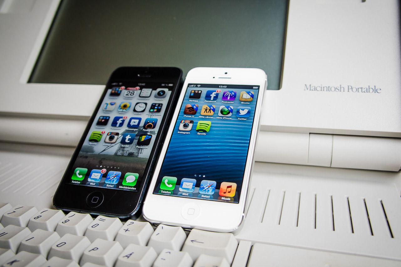 Apple skippar iPhone 5 i nästa iOS-uppdatering