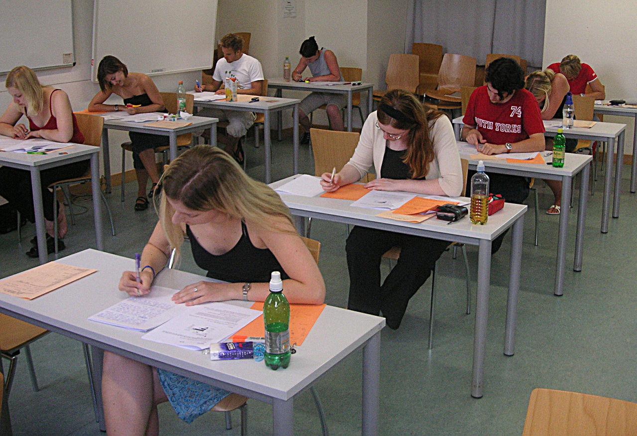 23-åring frias för fusk på högskoleprovet