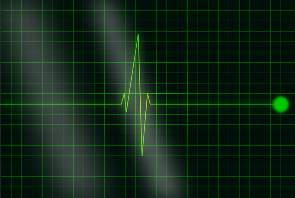 EKG-maskin på sjukhus fixade inte bokstaven Å