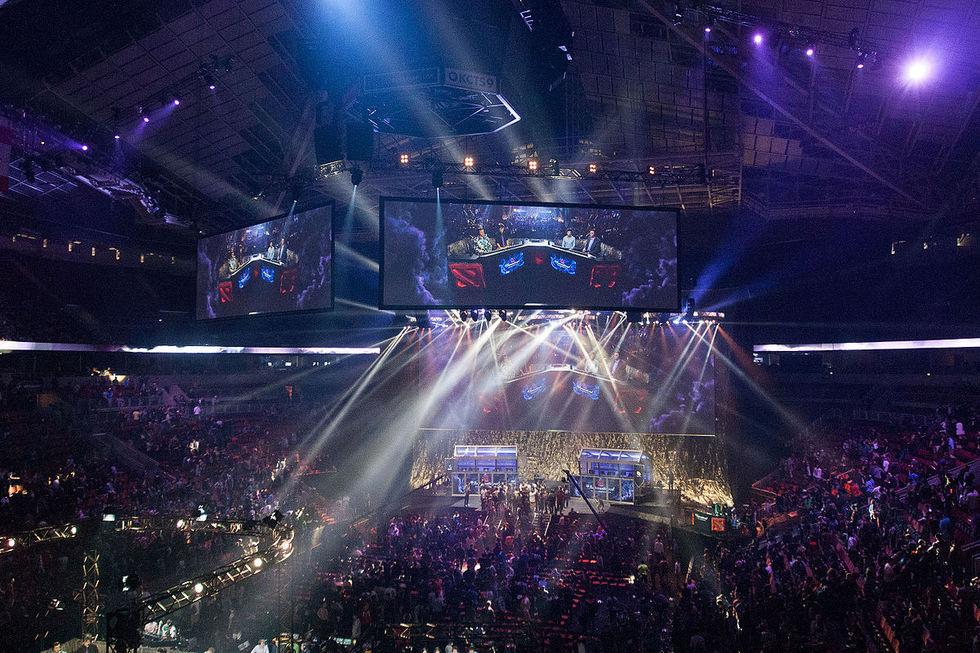 Esport blir en del av asiens olympiska spel