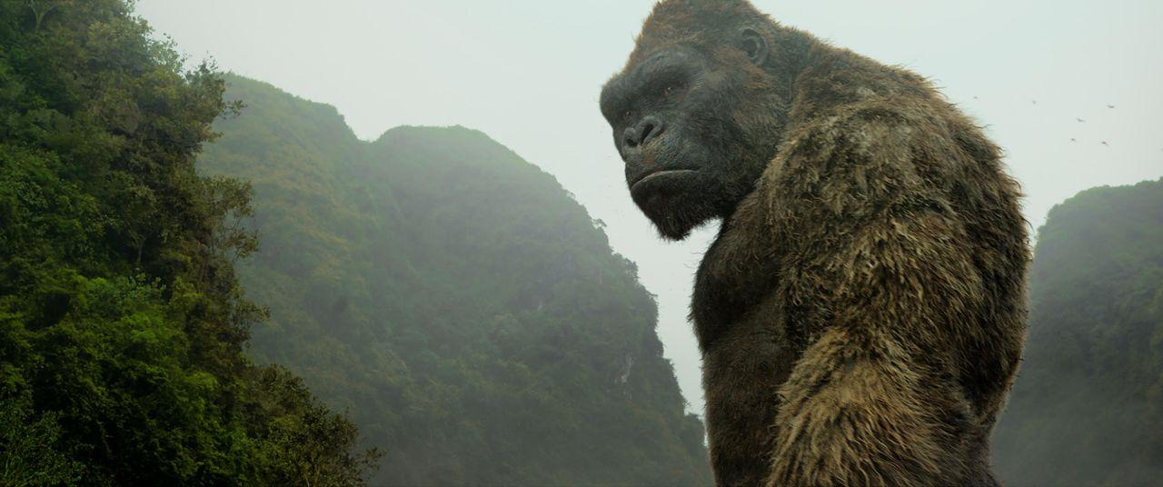 King Kong blir tv-serie