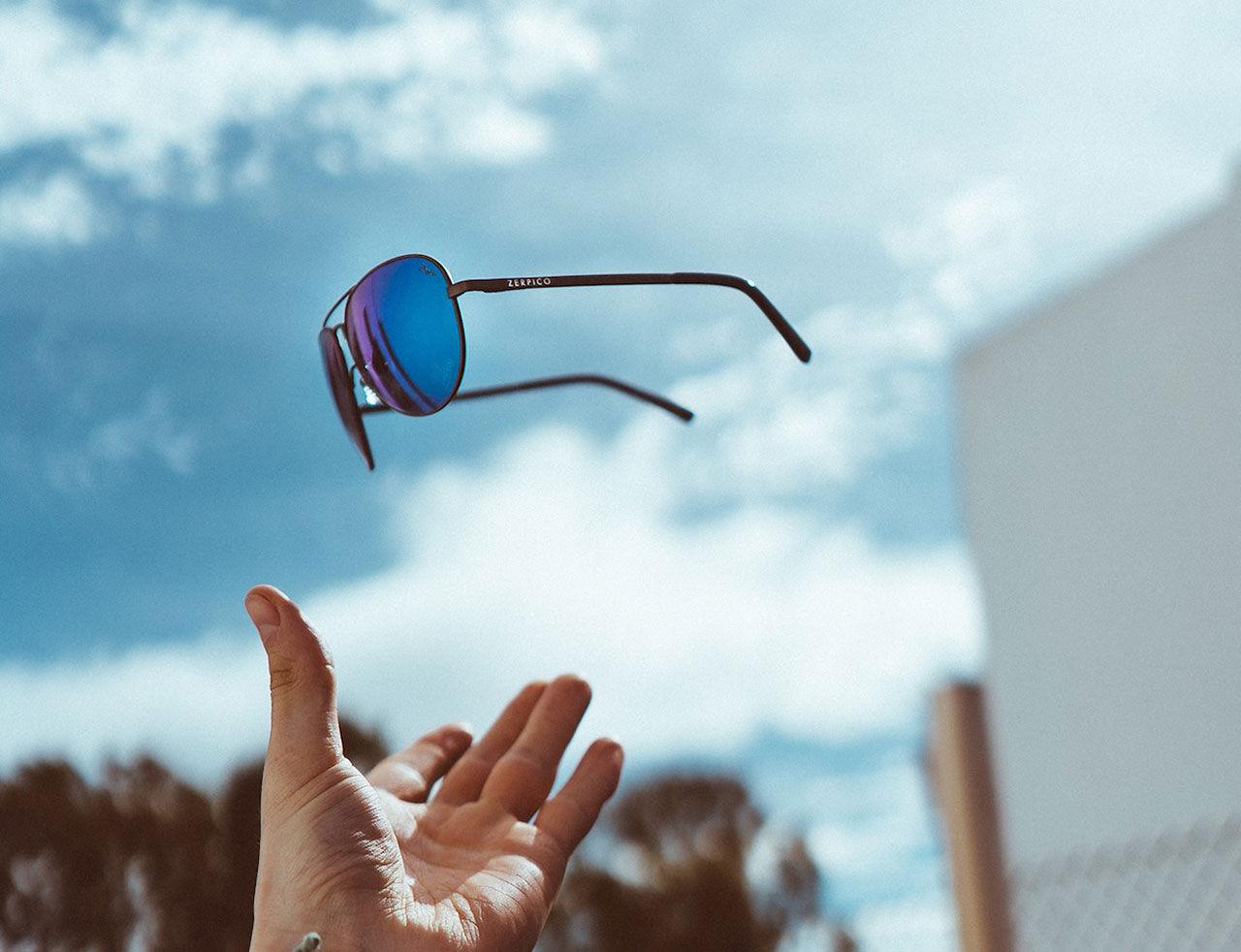 Ny solglasögonmodell från svenska Zerpico