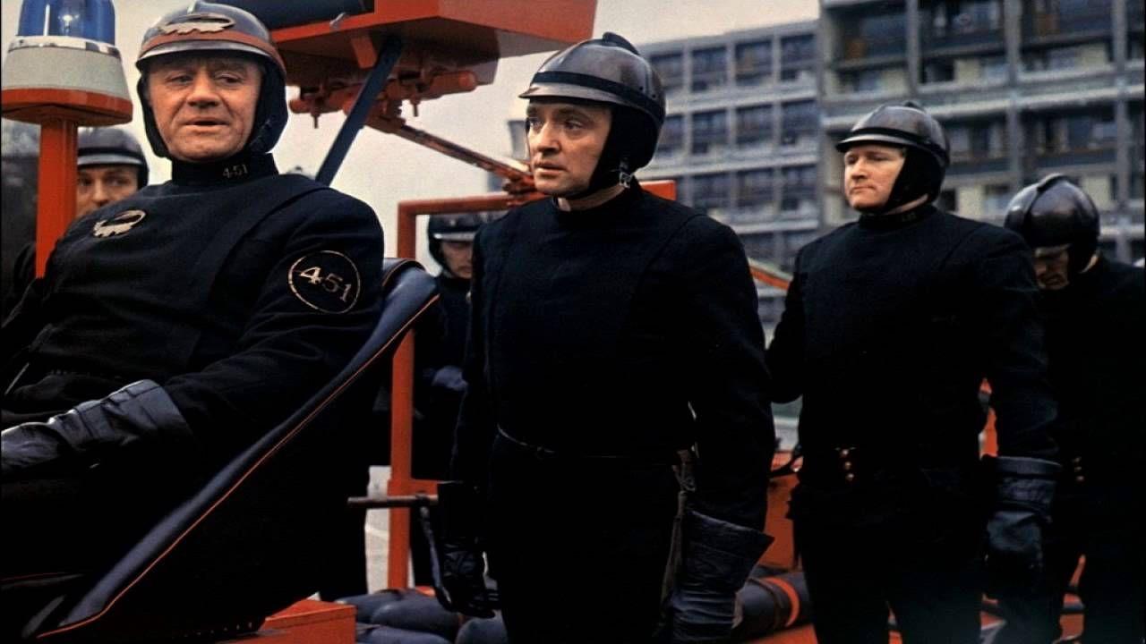 HBO Films ska göra en Fahrenheit 451-film