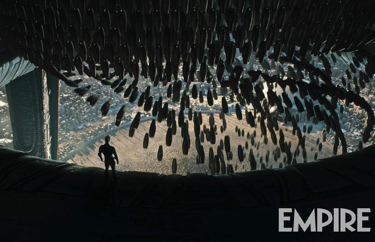 Nya obehagliga bilder från Alien: Covenant