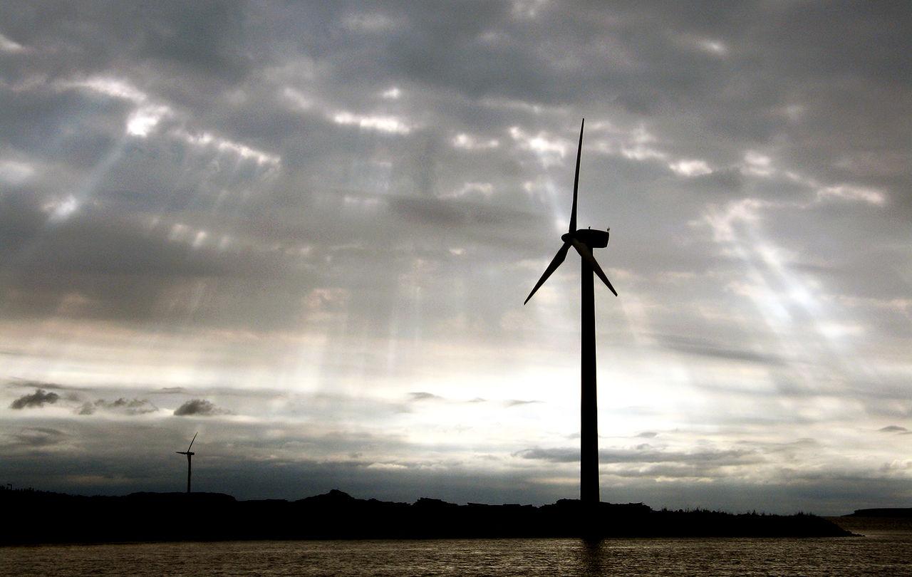 Öland fick strömavbrott på grund av överskott av vindkraft
