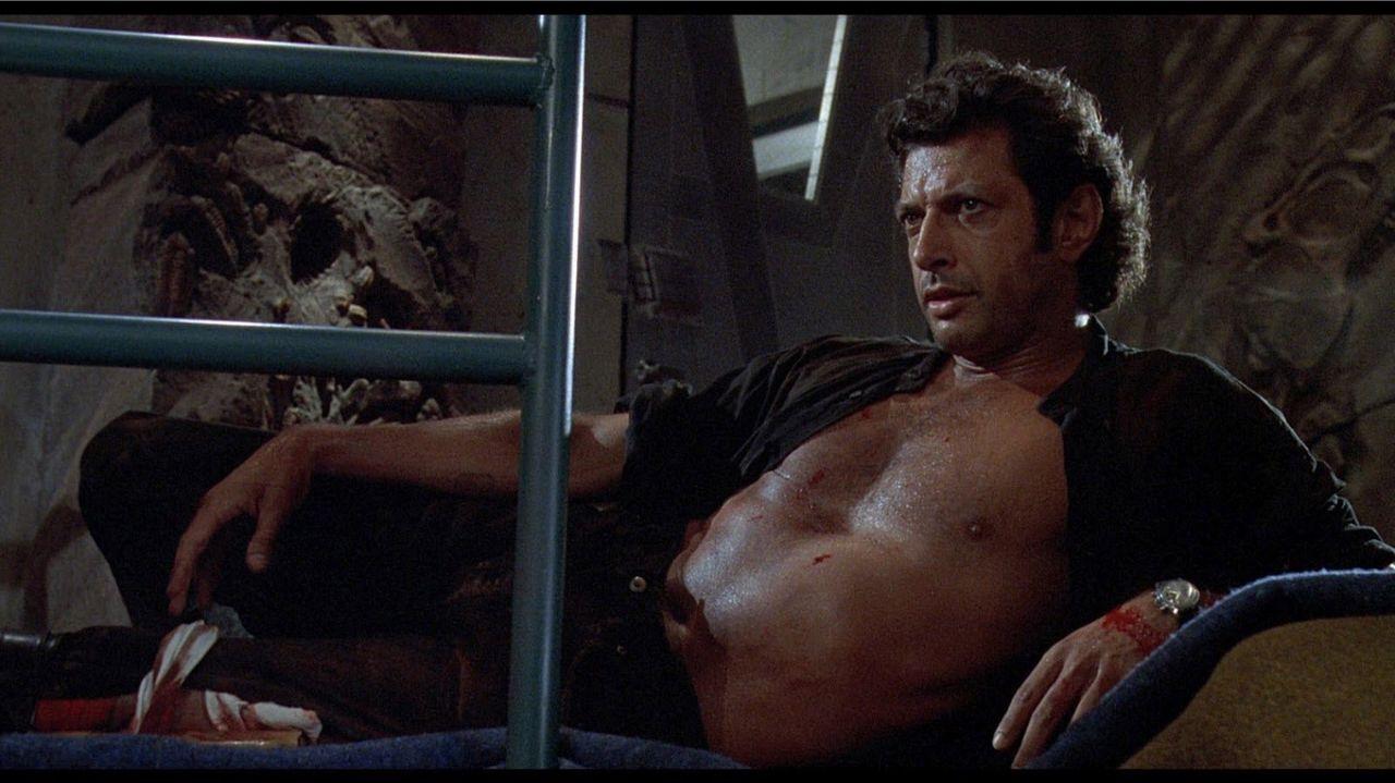 Jeff Goldblum dyker upp i Jurassic World 2