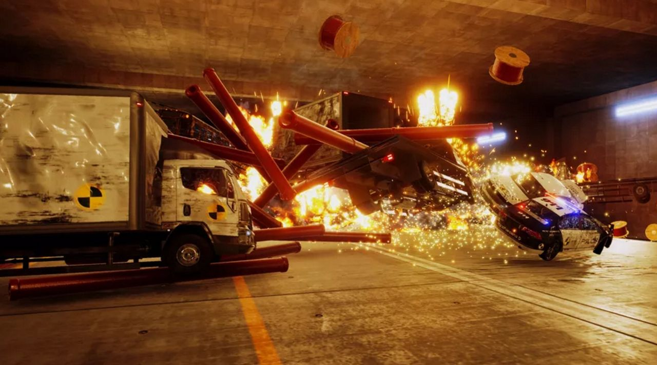 Danger Zone är typ Crash Mode från Burnout