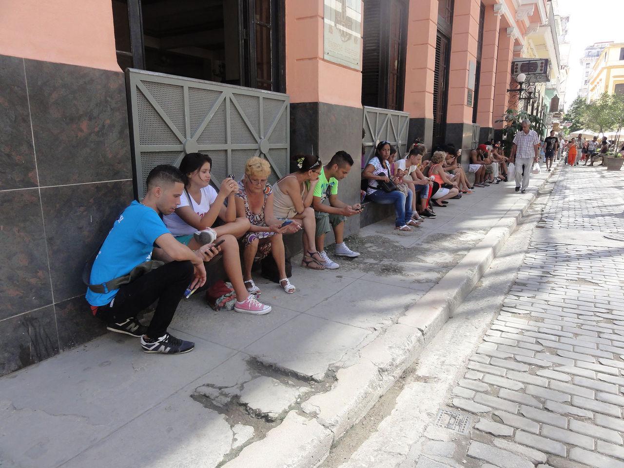 Nu har Google dragit igång på Kuba
