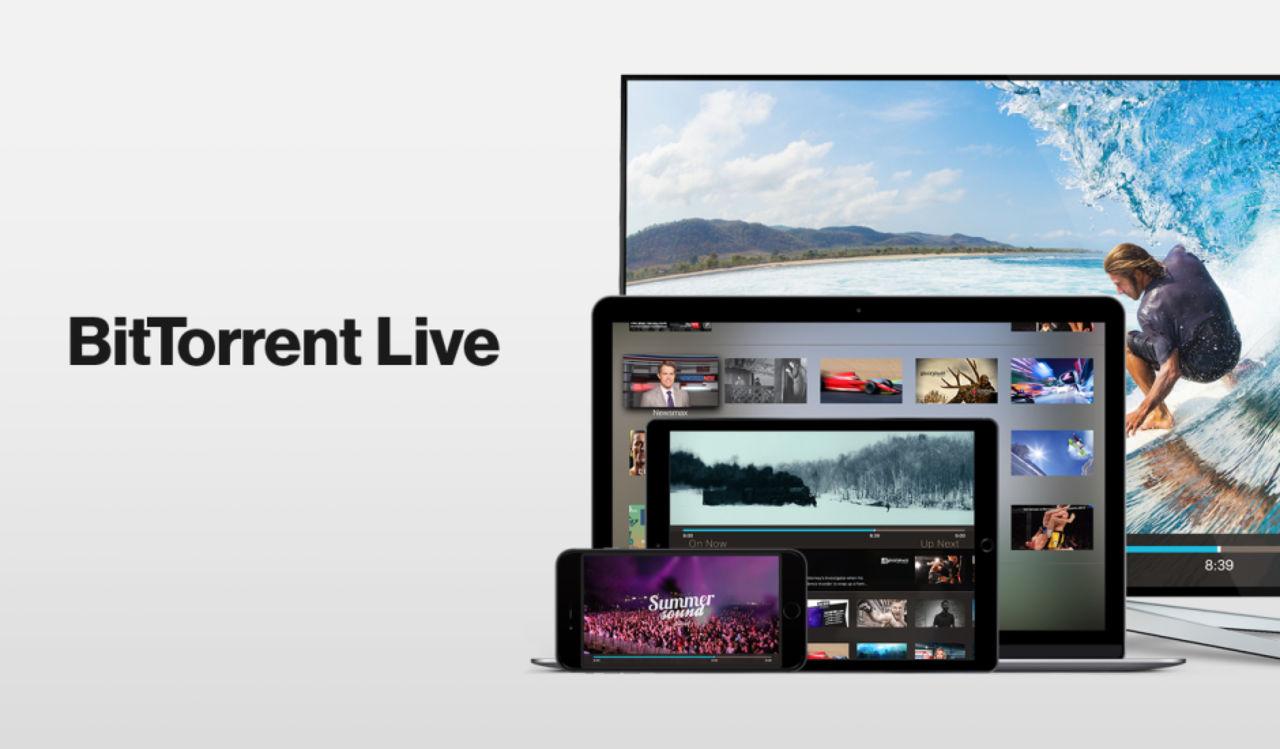 BitTorrent lägger ner BitTorrent Live