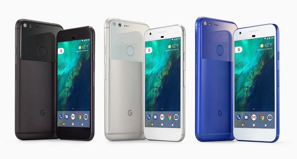 Google sätter bäst före-datum på Pixel