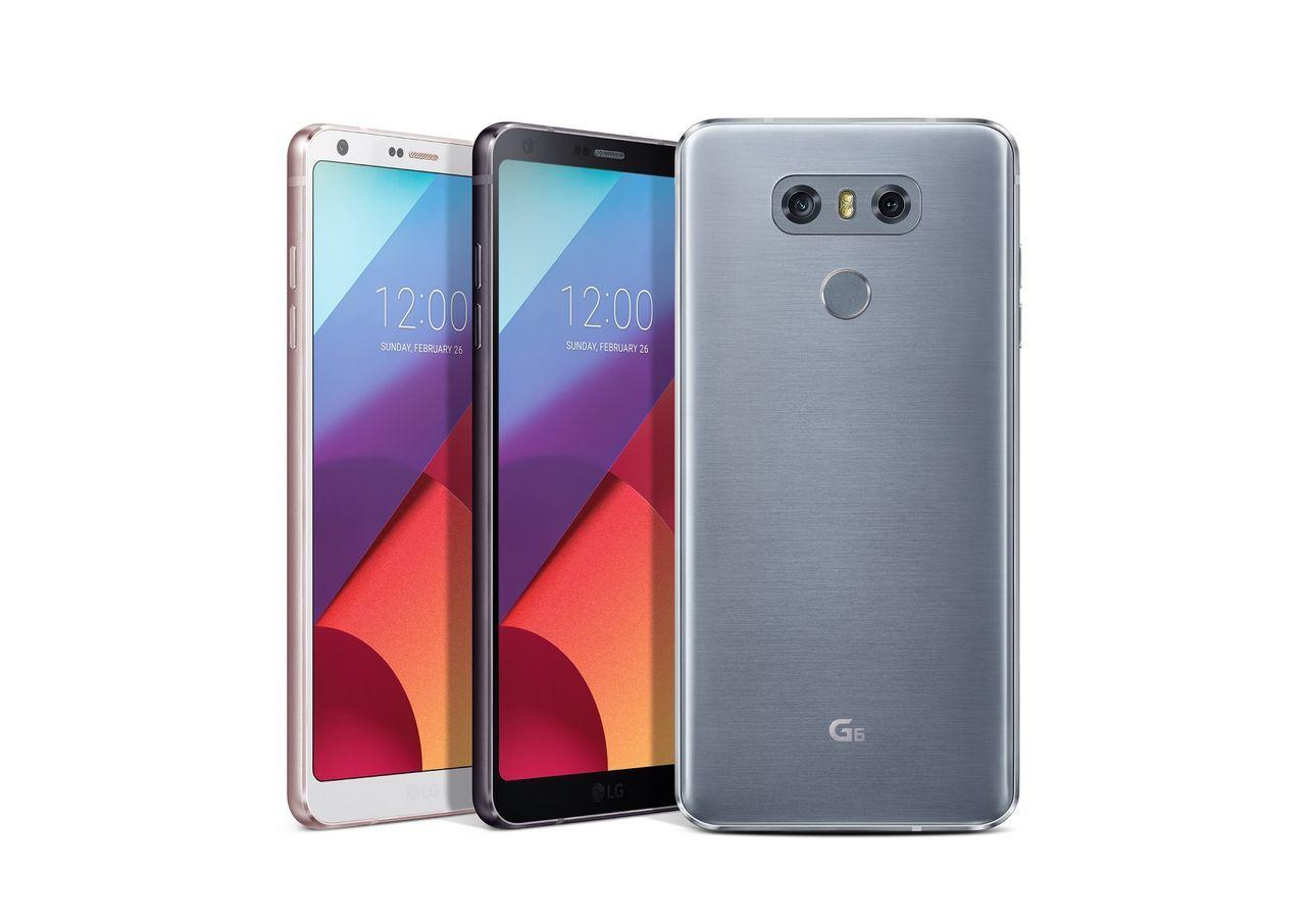 Nu kan du köpa LG G6