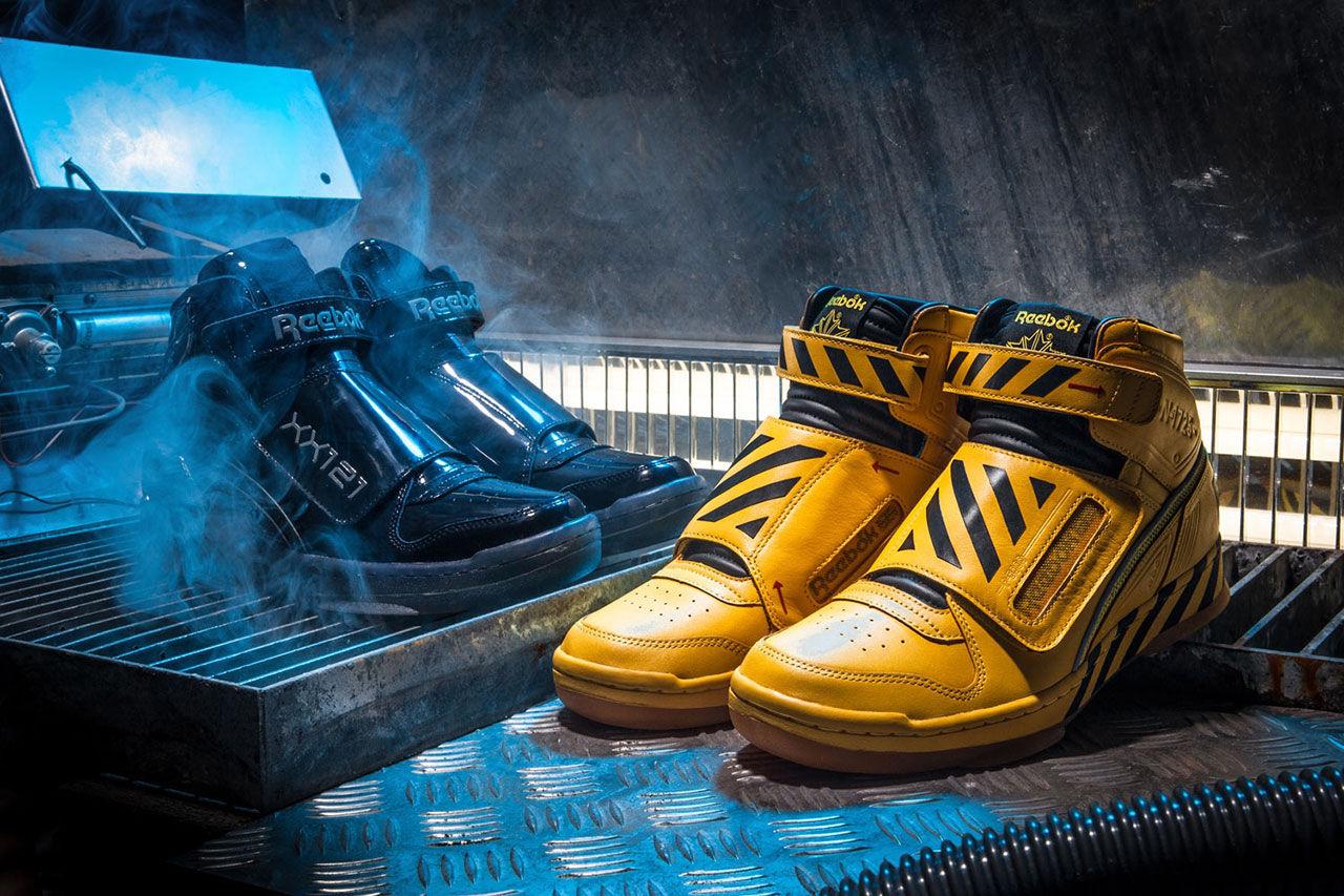 Reebok presenterar två nya skor med Alien-tema