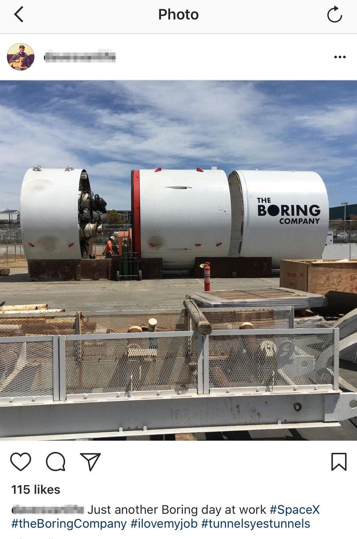 Elon Musk vill bygga tunnelnät för bilar