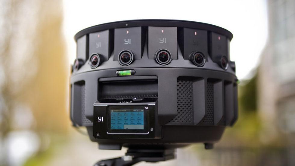 Yi Halo är Googles nya 360-kamera