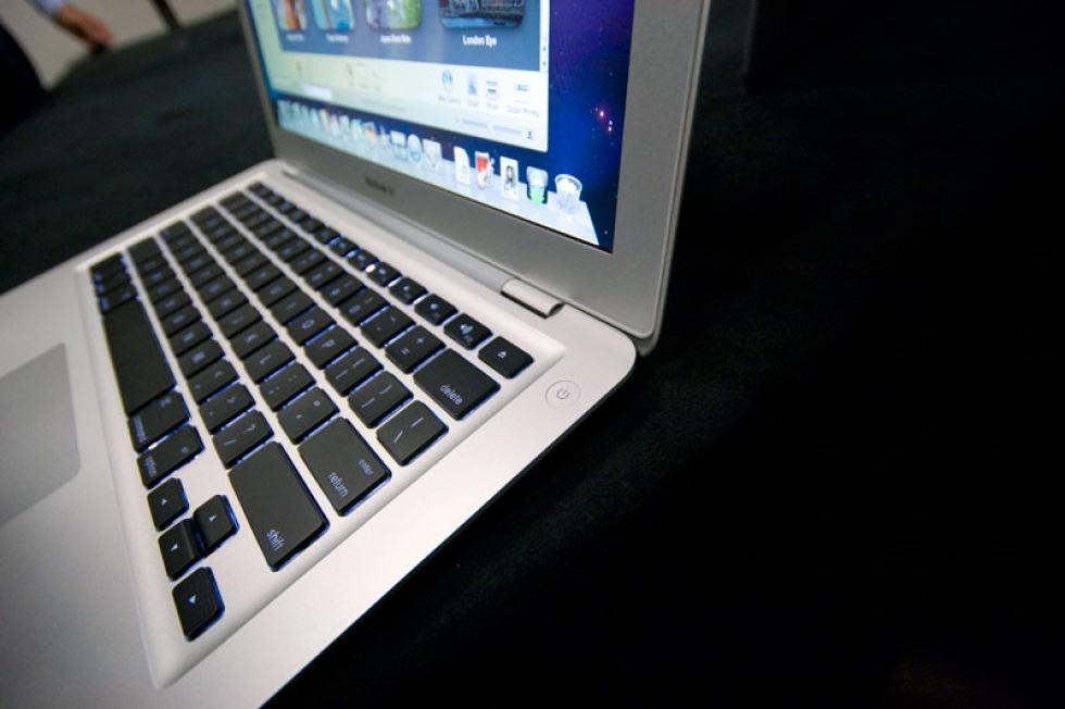 Vi pillar på MacBook Air - igen. På svensk mark denna gång  42d54b9cf8cff