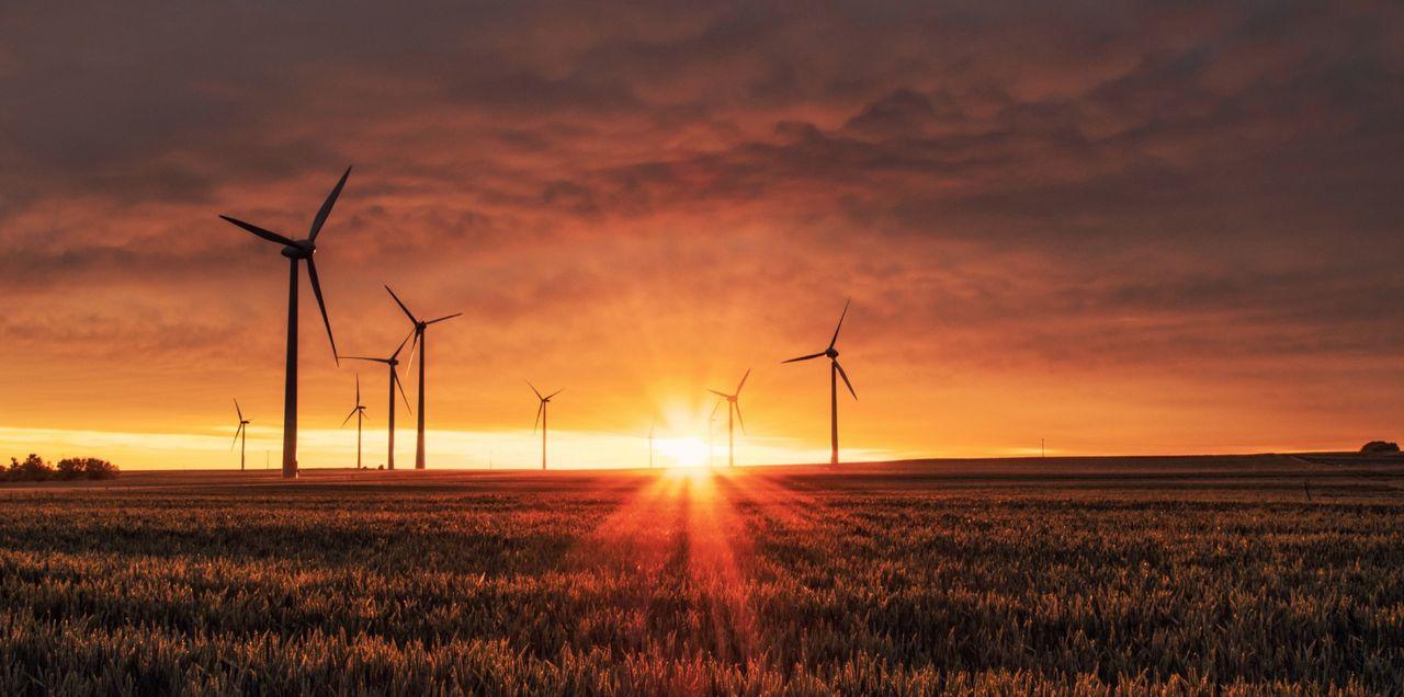 Nytt rekord för förnybar energi för Tyskland