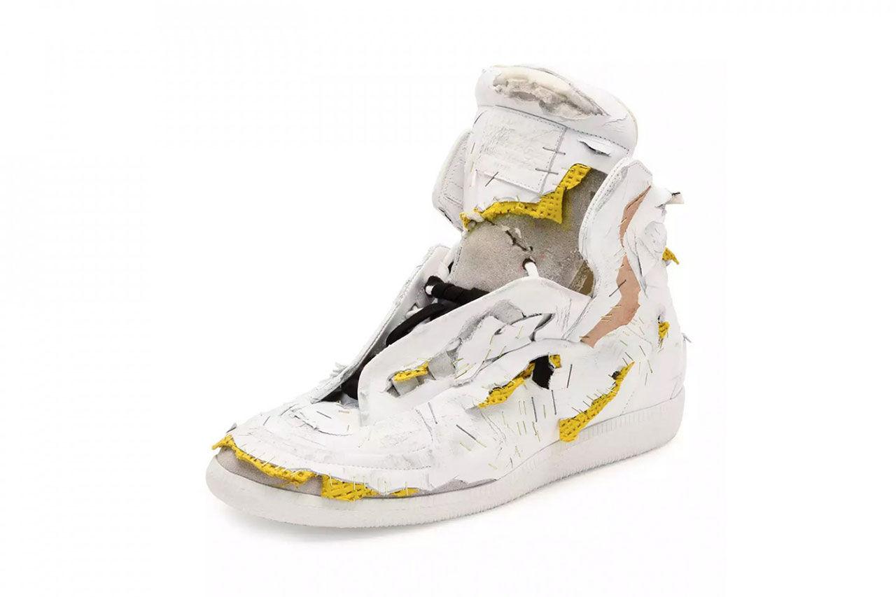 Trasiga Maison Margiela-skor för 13 500 kronor
