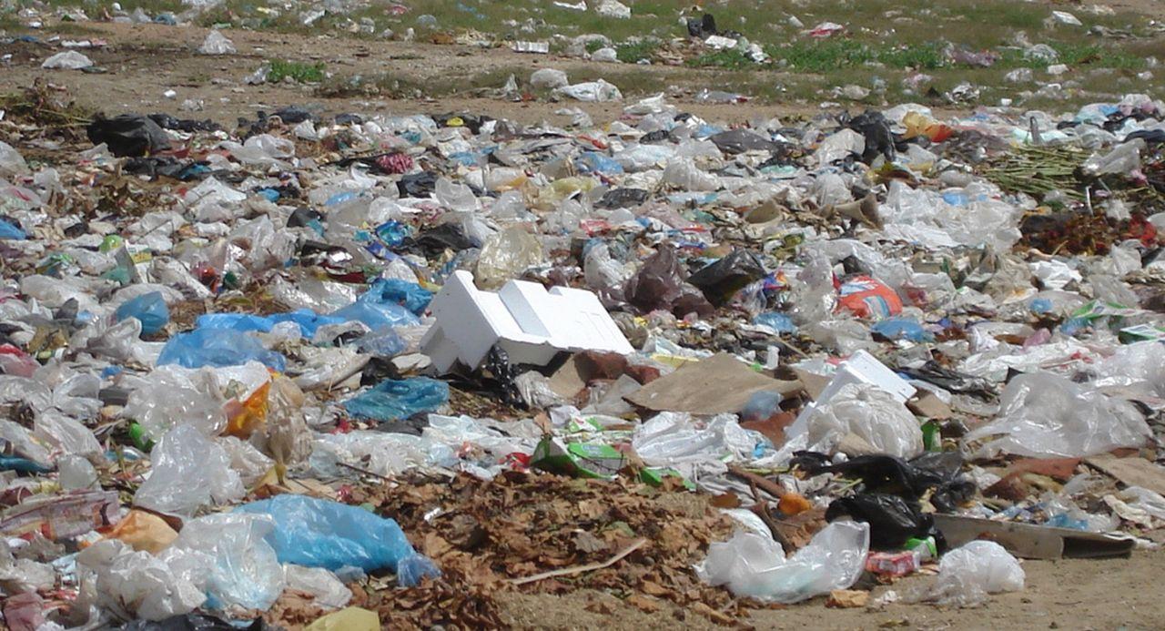 Kenya inför nytt förbud för plastpåsar