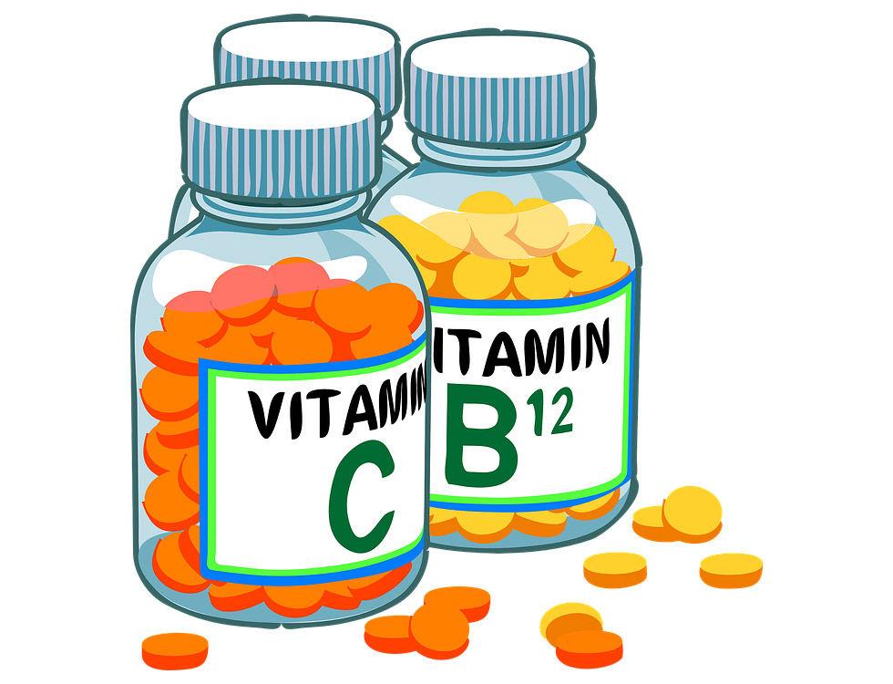 Livsmedelsverket kan införa maxdoser för vitaminer