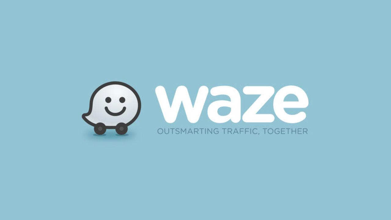 Få körinstruktioner i Waze, av dig själv