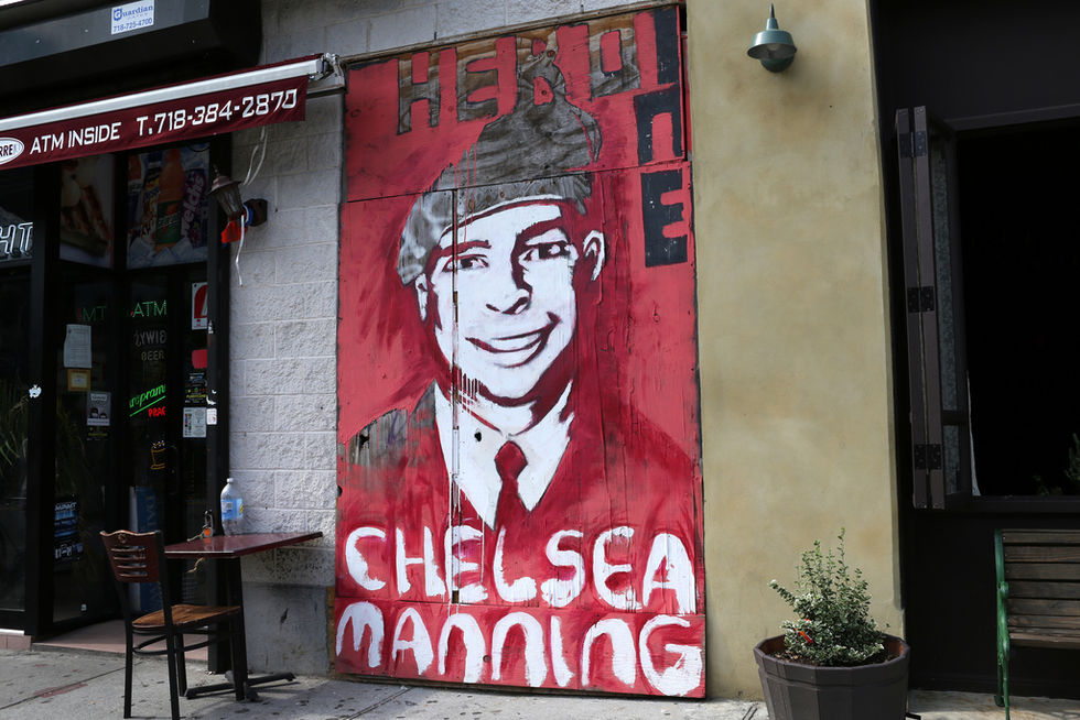 Chelsea Manning släpps snart ur fängelse i USA