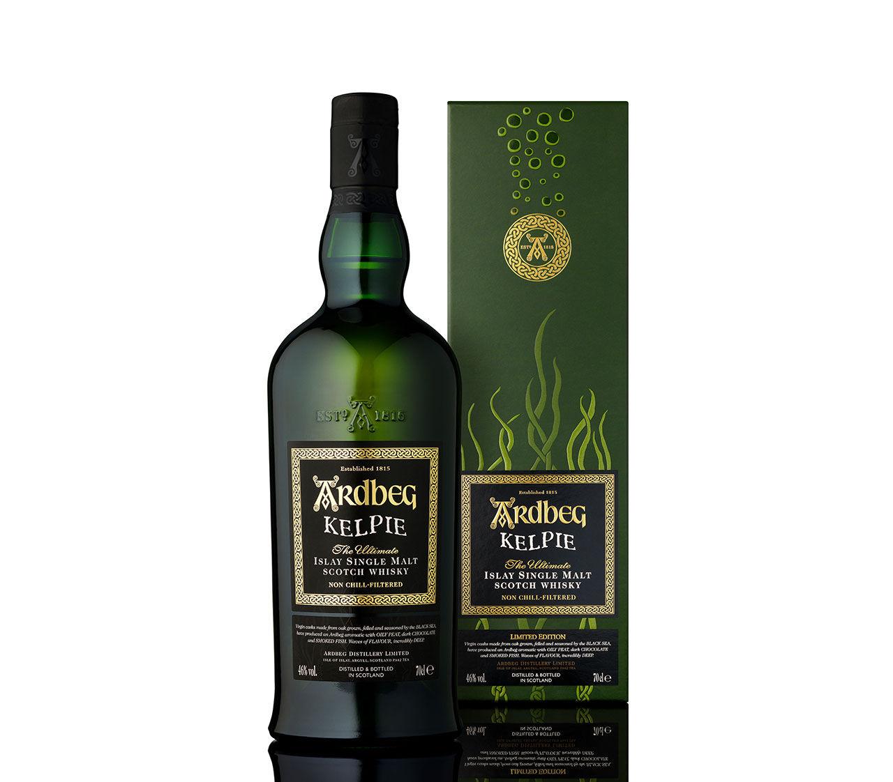Ny specialutgåva med Ardbeg-whisky