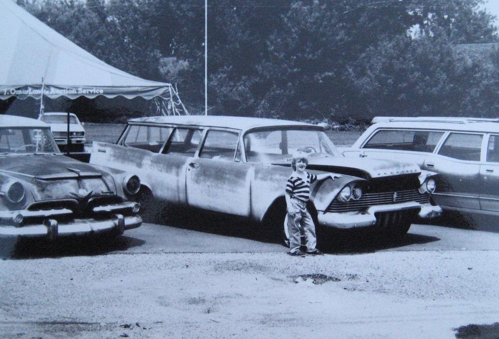 Försäljningen av begagnade bilar steg