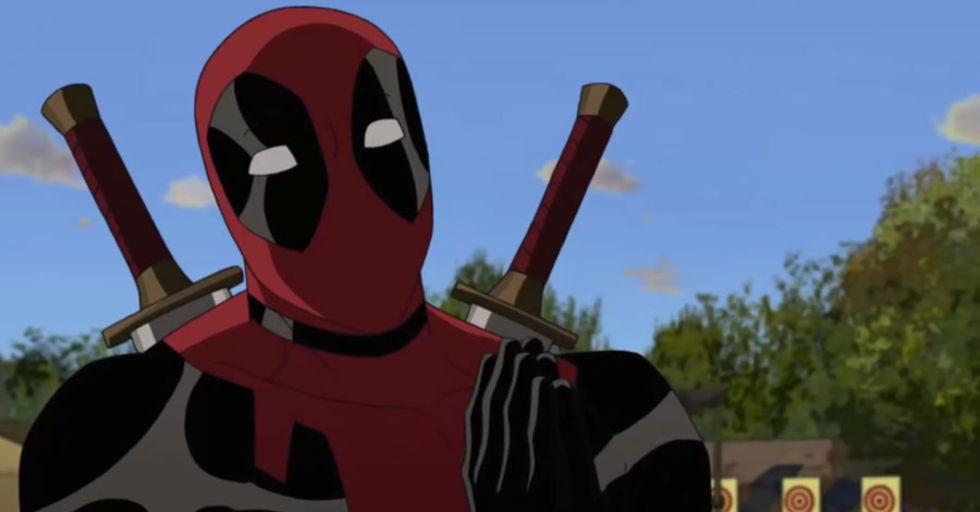 FOX beställer animerad Deadpool-serie