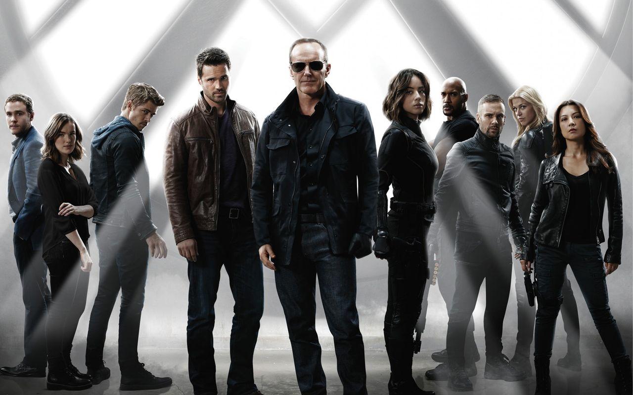 Marvel's Agents of S.H.I.E.L.D. förlängs