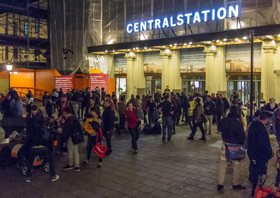 Nu är syrier största invandrargruppen i Sverige