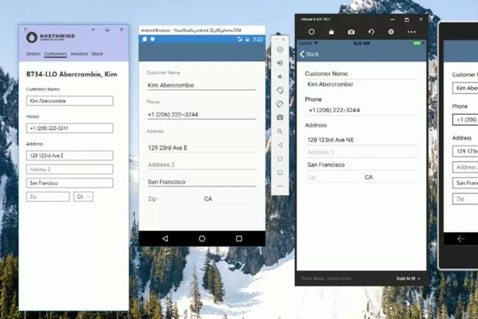 Microsoft gör det enklare att utveckla appar till olika plattformar