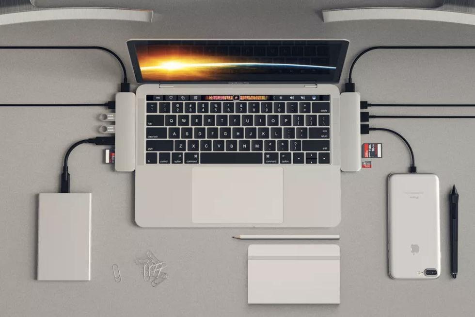 Satechi släpper USB-C-hub till MacBook Pro