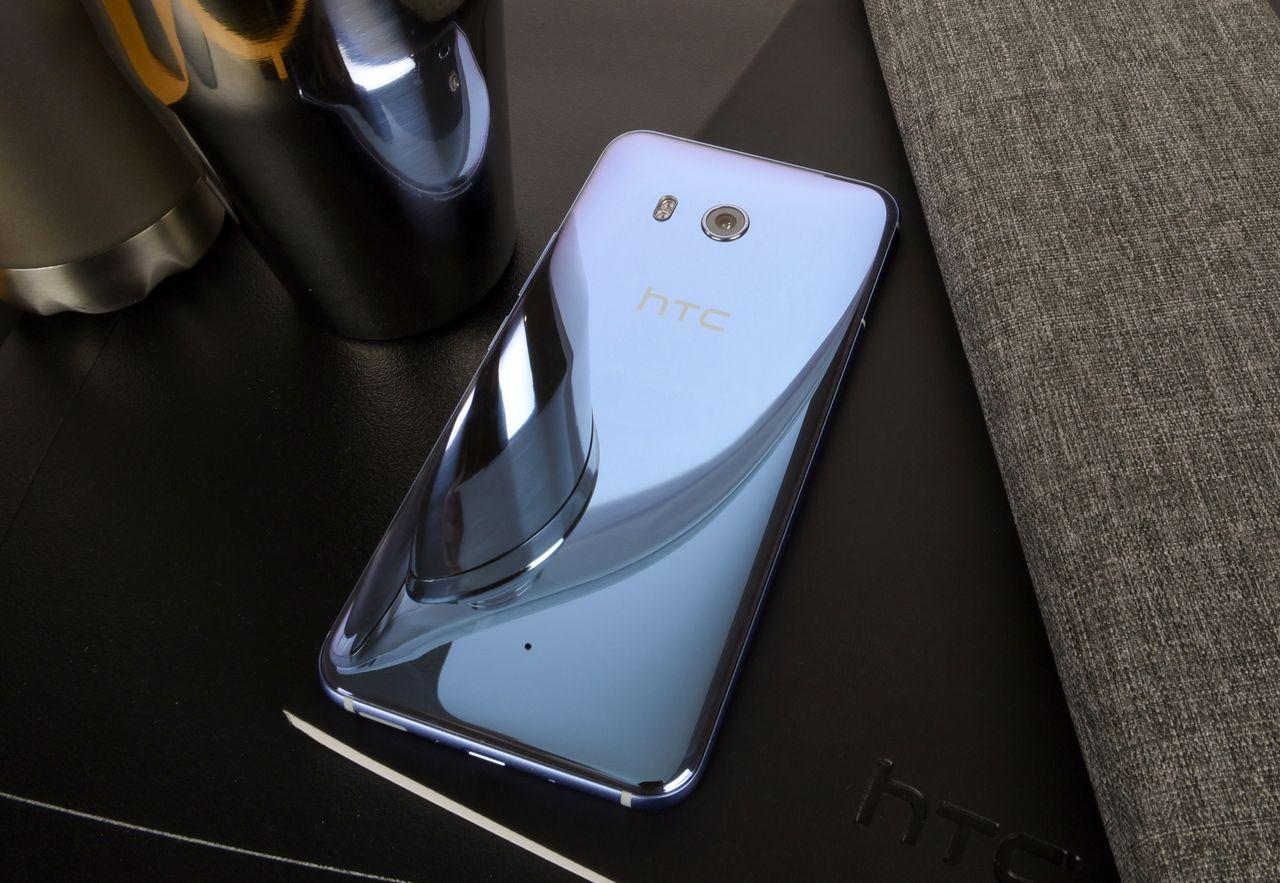 HTC visar upp U11