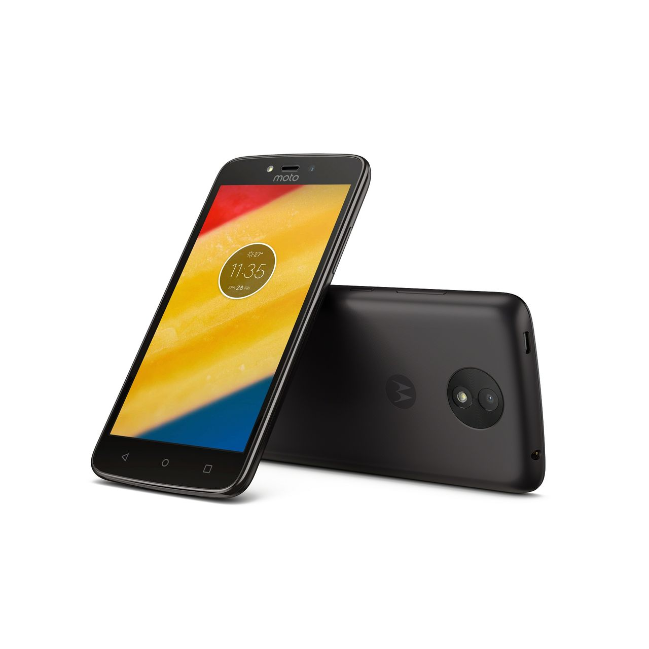 Motorola visar upp Moto C
