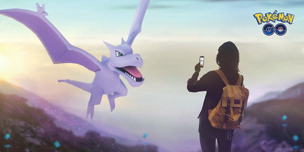 Äventyrsvecka på Pokémon Go