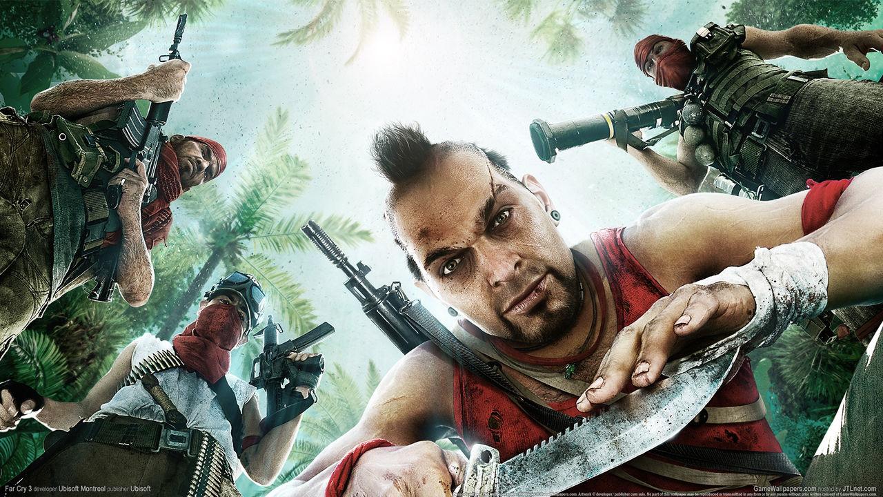 Ubisoft bekräftar Far Cry 5 och The Crew 2