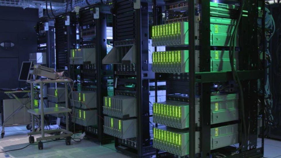 HP Enterprise visar datorprototyp med enormt minne