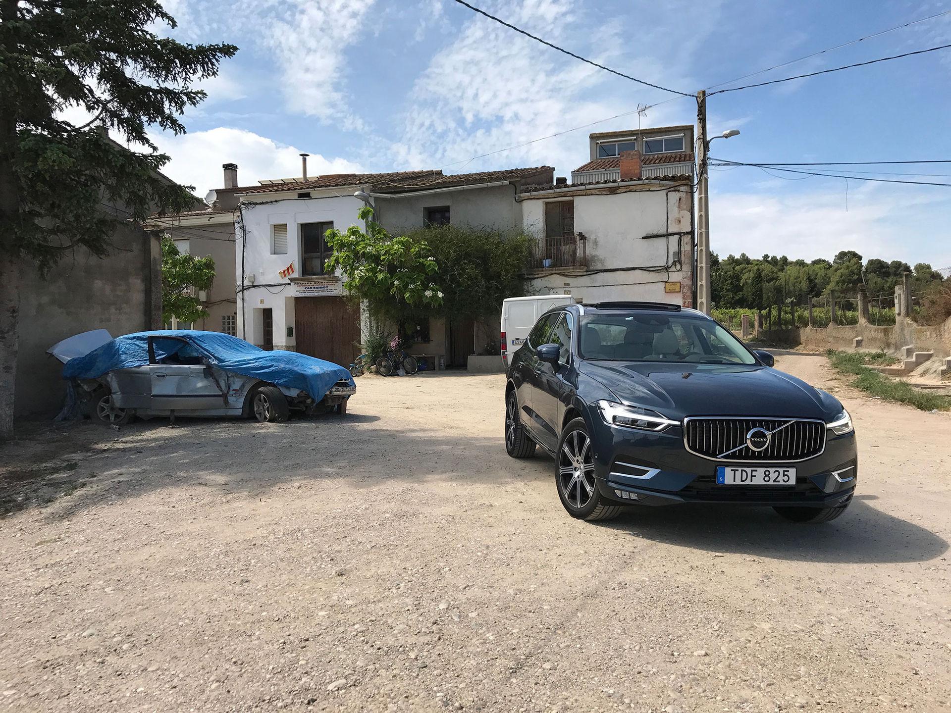 Nya Volvo XC60 imponerar