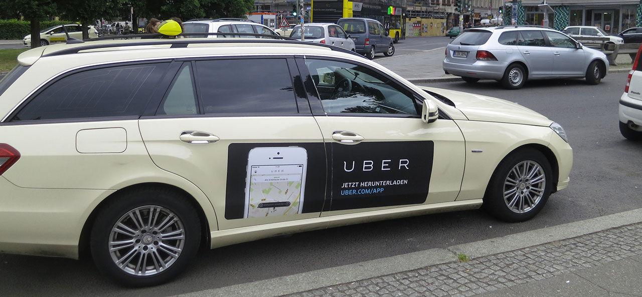 Uber ändrar hur de tar betalt