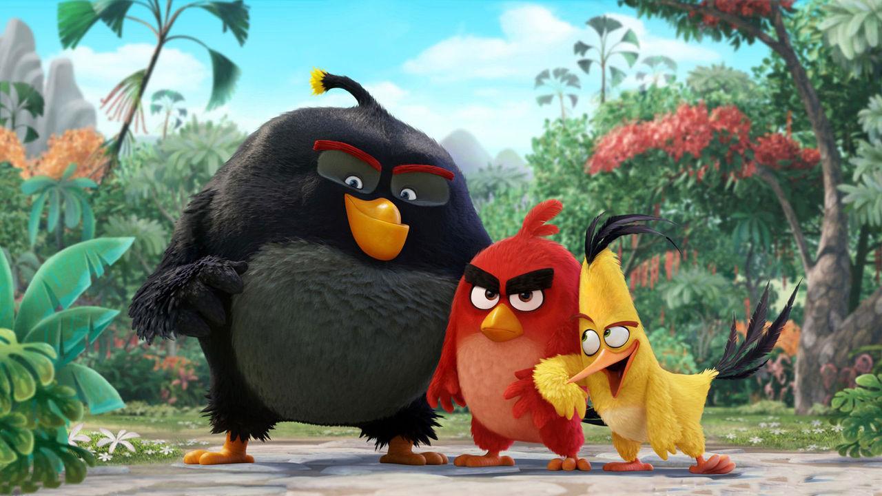 Rovio firar tio år med ny Angry Birdsfilm