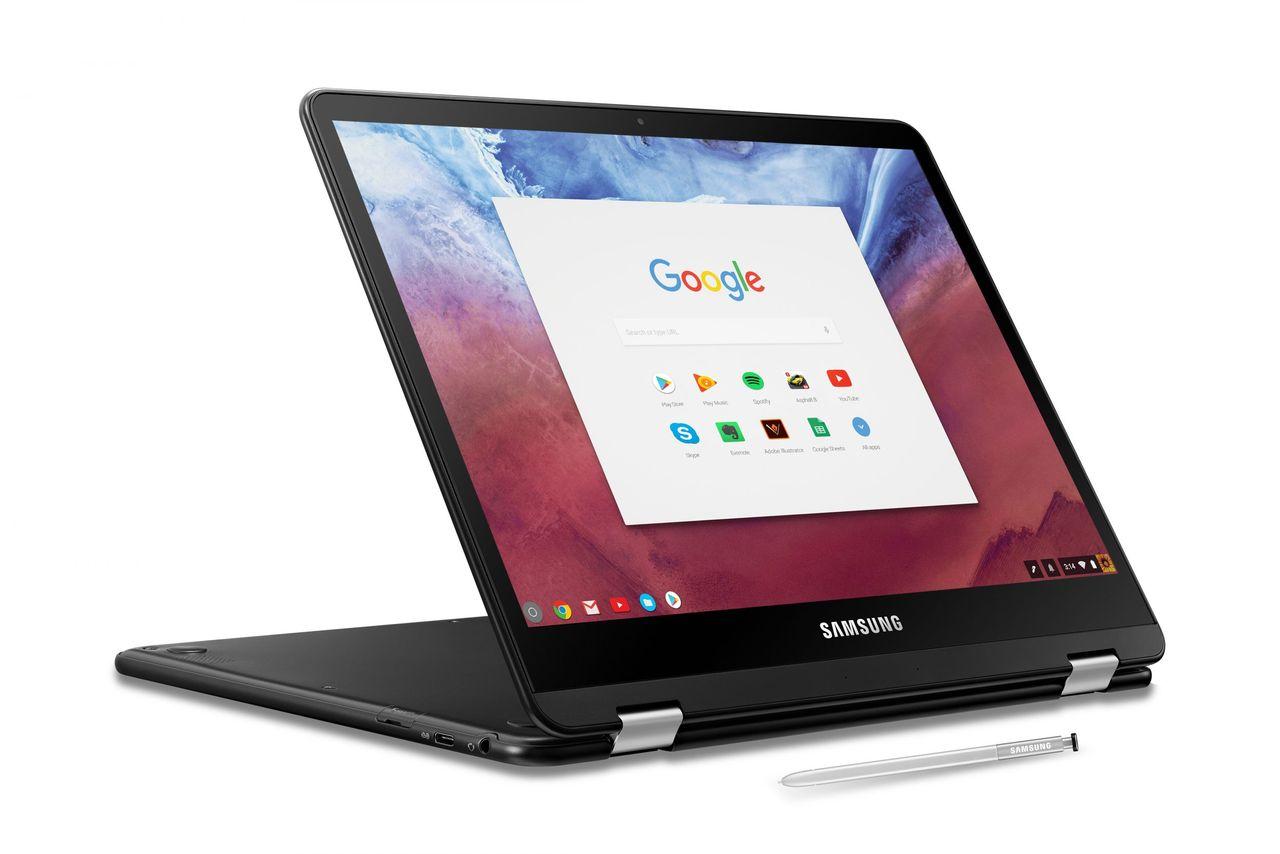 Samsung Chromebook Pro börjar säljas 28 maj