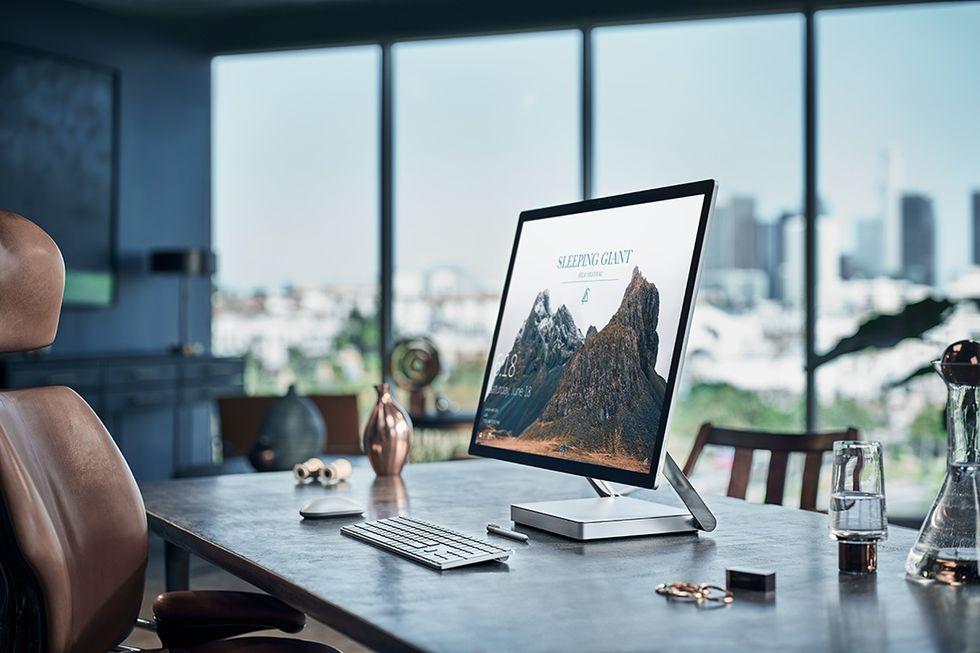 Microsoft Surface Studio kommer till Sverige 15 juni
