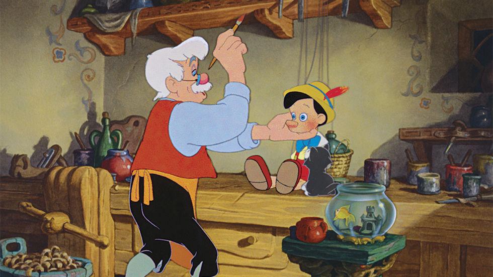 Bond-regissören Sam Mendes kanske hoppar på Pinocchio
