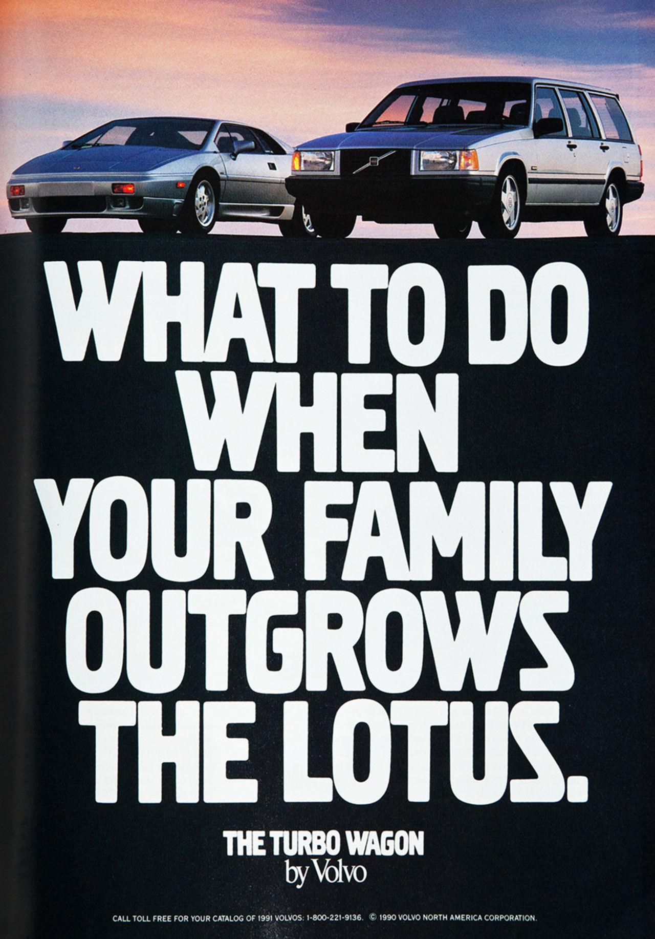 Volvo och Lotus är nu syskon