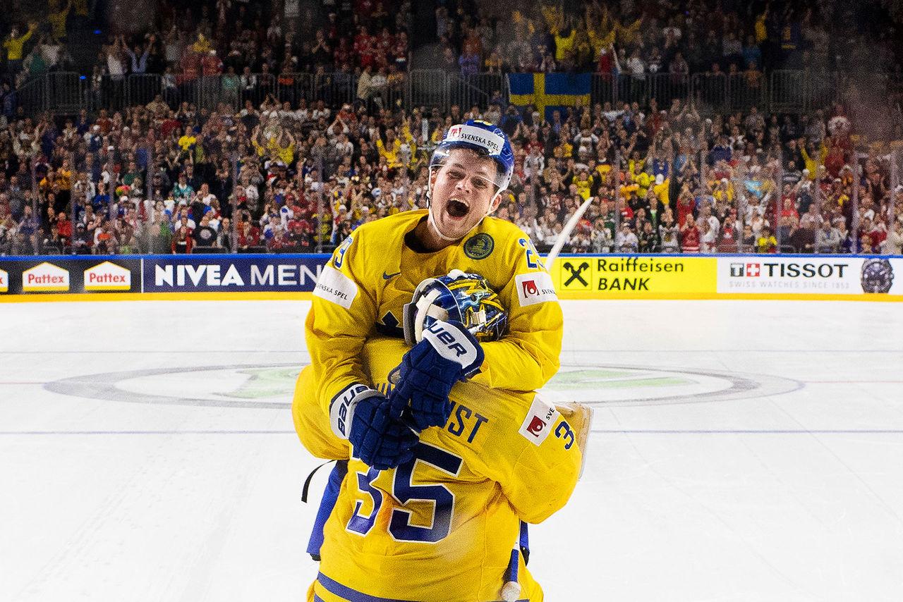 SVT och MTG delar på hockey-VM
