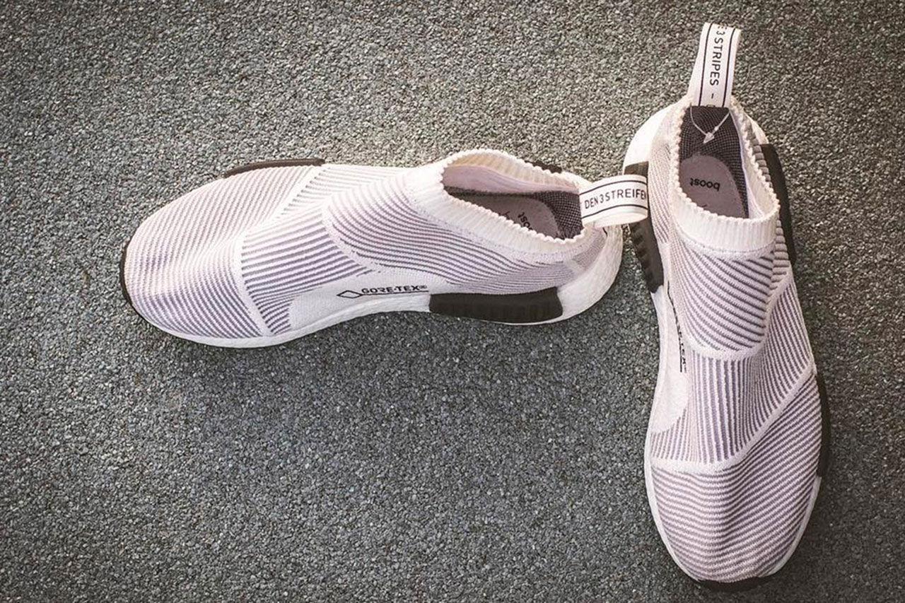 City socka med Gore Tex från Adidas. Sko eller strumpa