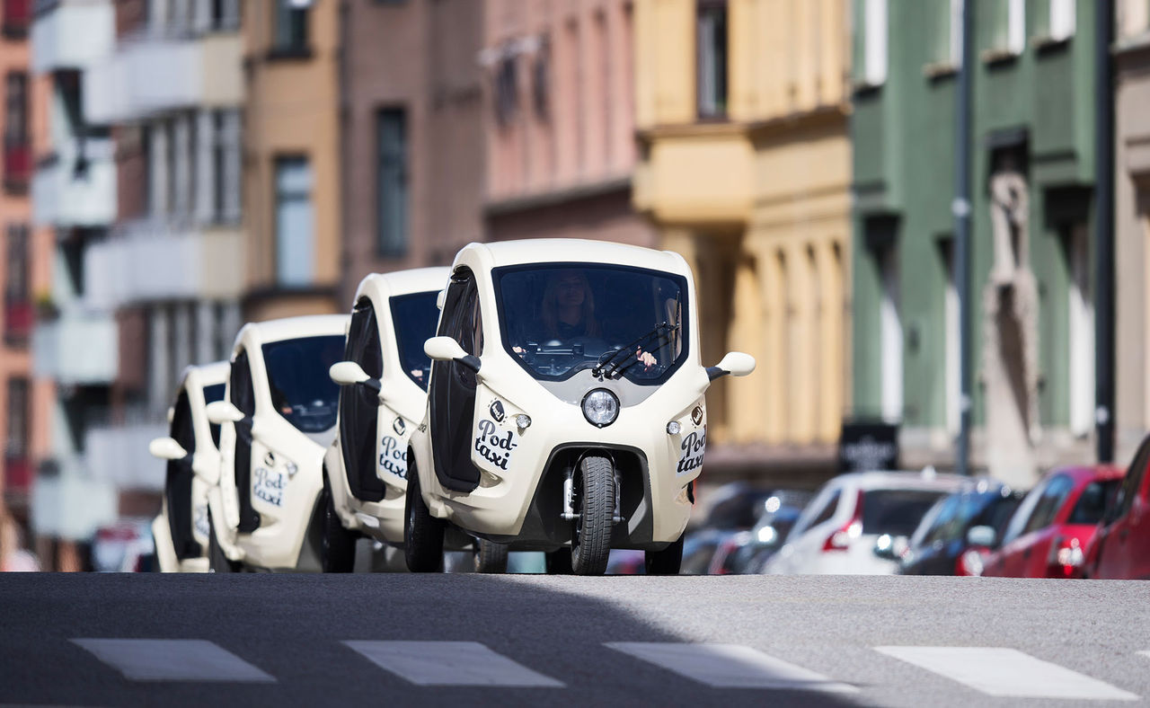 Nu lanseras Bzzt i Stockholm